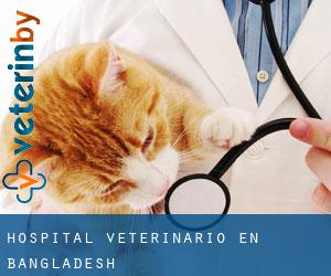 Hospital veterinario en Bangladesh
