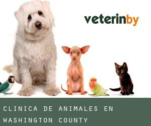 Clínica de animales en Washington County